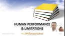 Human Performance & Limitations